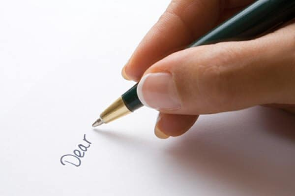 business correspondence | business letter