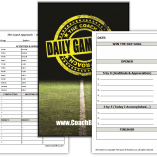 Daily Game Plan COVER & INTERIOR 2