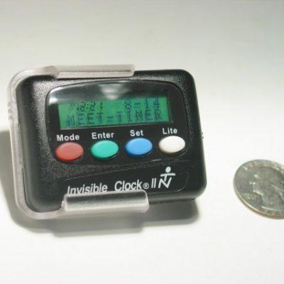 INVISIBLE CLOCK QUARTER