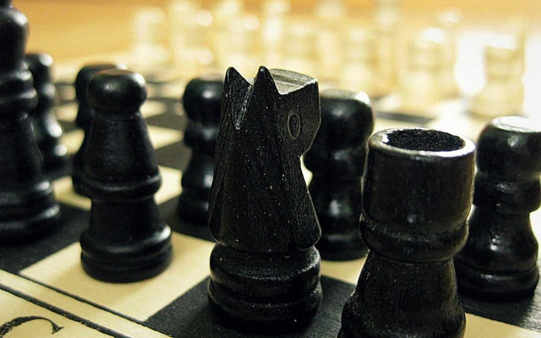 Go for Chess Not Checkers When Running a Business